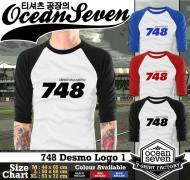 748 Desmo Logo 1 - Raglan