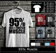 95% Muscle