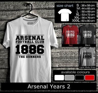 Arsemal Years 2