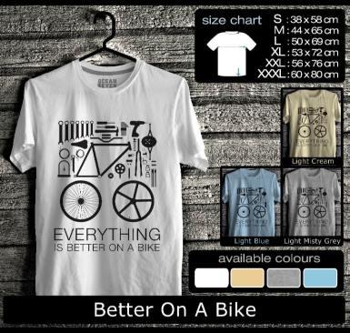 Better On A Bike