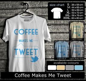 Coffee Makes Me Tweet