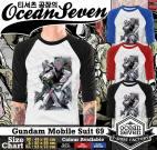 Gundam Mobile Suit 69 - raglan