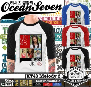 JKT48 Melody 2 - raglan