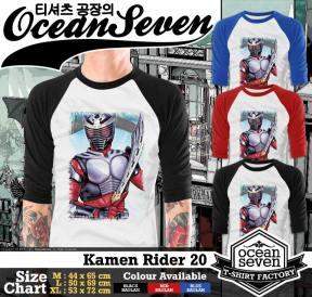 Kamen Rider 20 - raglan