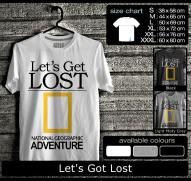 Let's Got Lost
