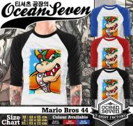 Mario Bros 44 - raglan