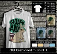 Old Fashioned T-Shirt 1