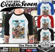 One Piece 60 - Raglan