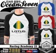 Racing Academy 22 - raglan