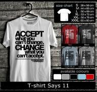 t-shirt says 11